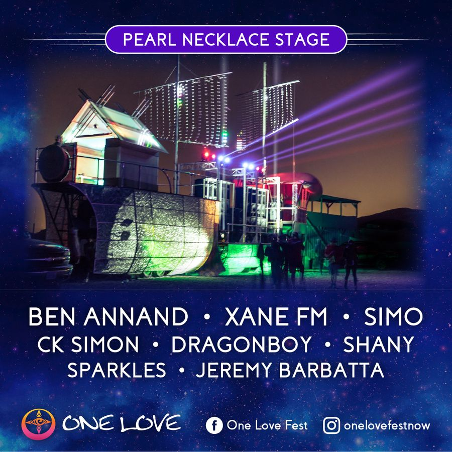 Stages – One Love Experience 2018